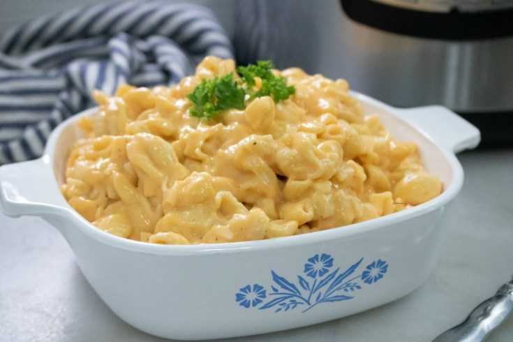 Instant Pot Perfectly Creamy Mac and Cheese Recipe