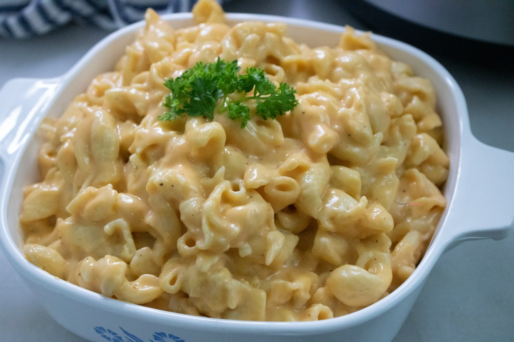 Instant Pot Perfectly Creamy Mac and Cheese Recipe Horizontal 4