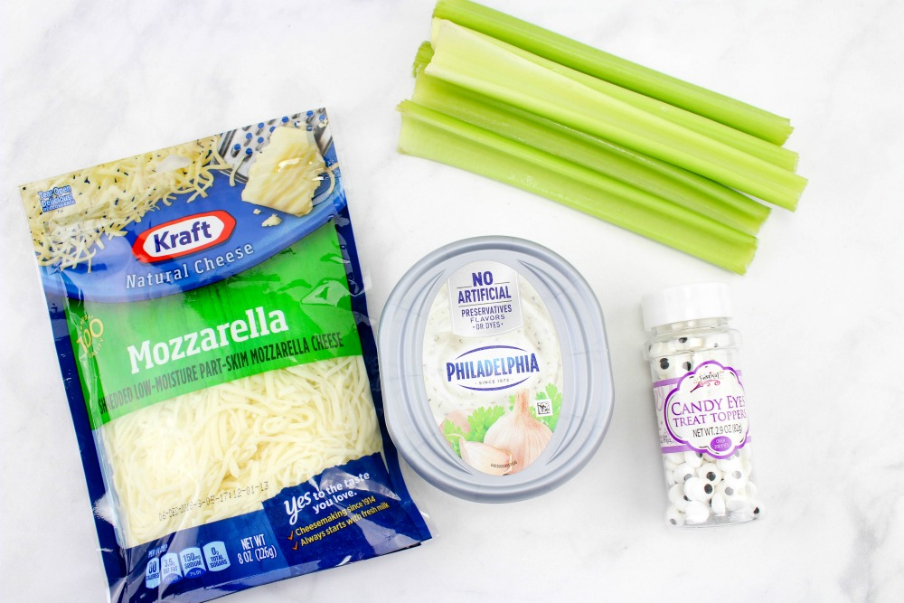 Mummy Celery Sticks Ingredients