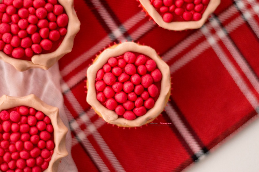 Cherry Pie Cupcakes Horizontal 2