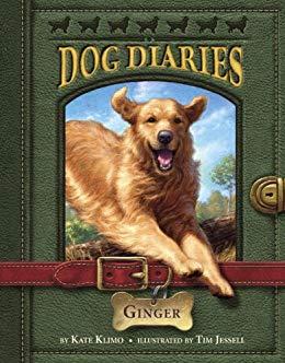 Dog Diaries Book