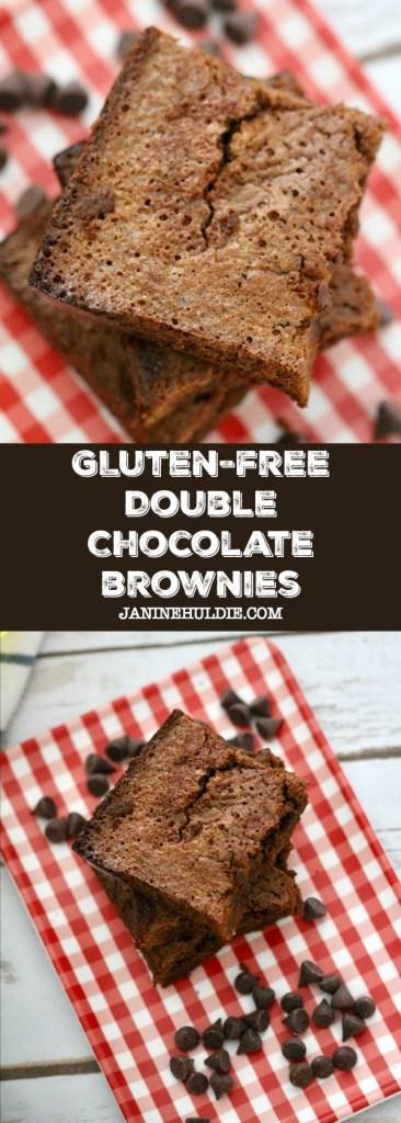 Gluten Free Double Chocolate Brownies Recipe