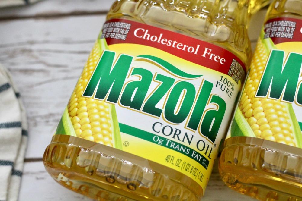 Mazzola Corn Oil 4