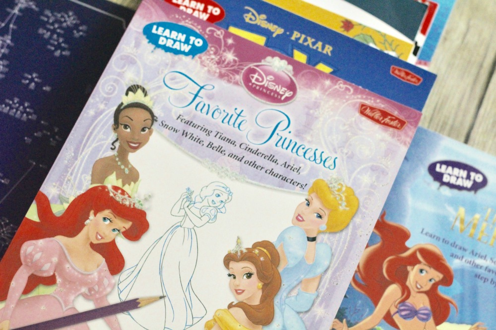 Disney Princess Book