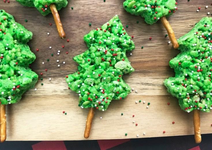 Christmas Tree Treats, This Mom's Confessions