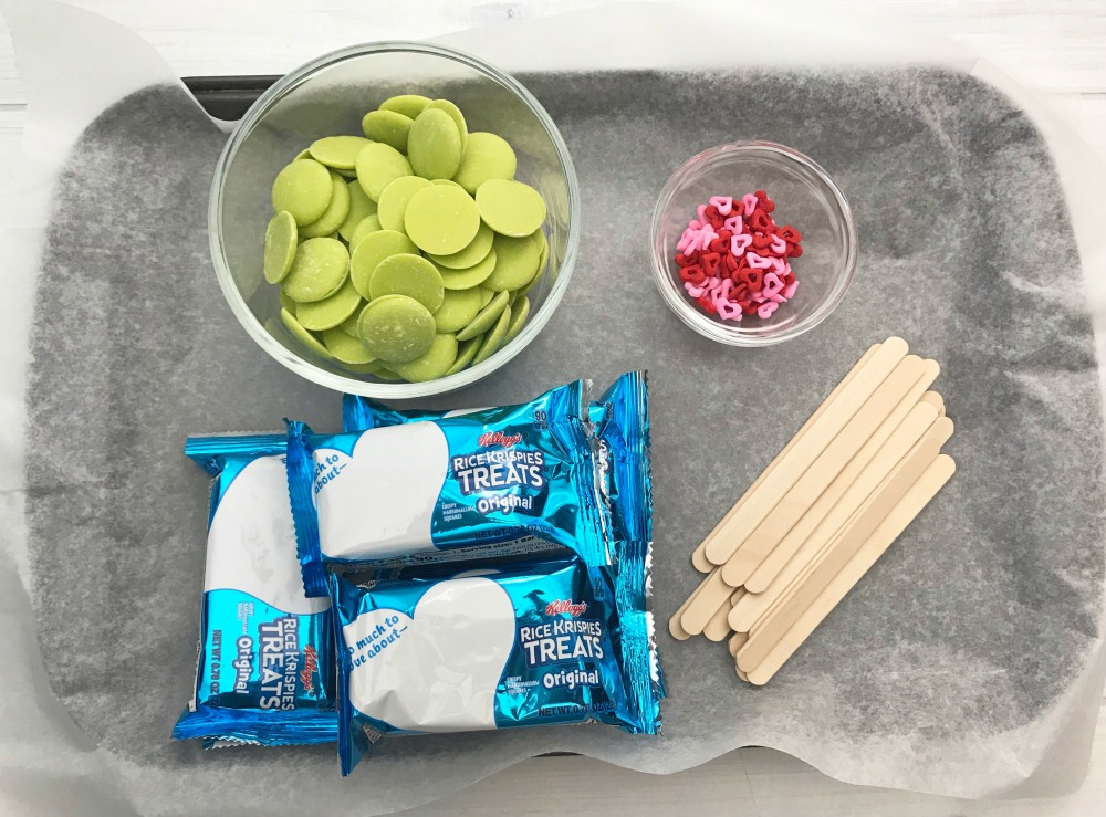 The Grinch Rice Krispie Treats Ingredients