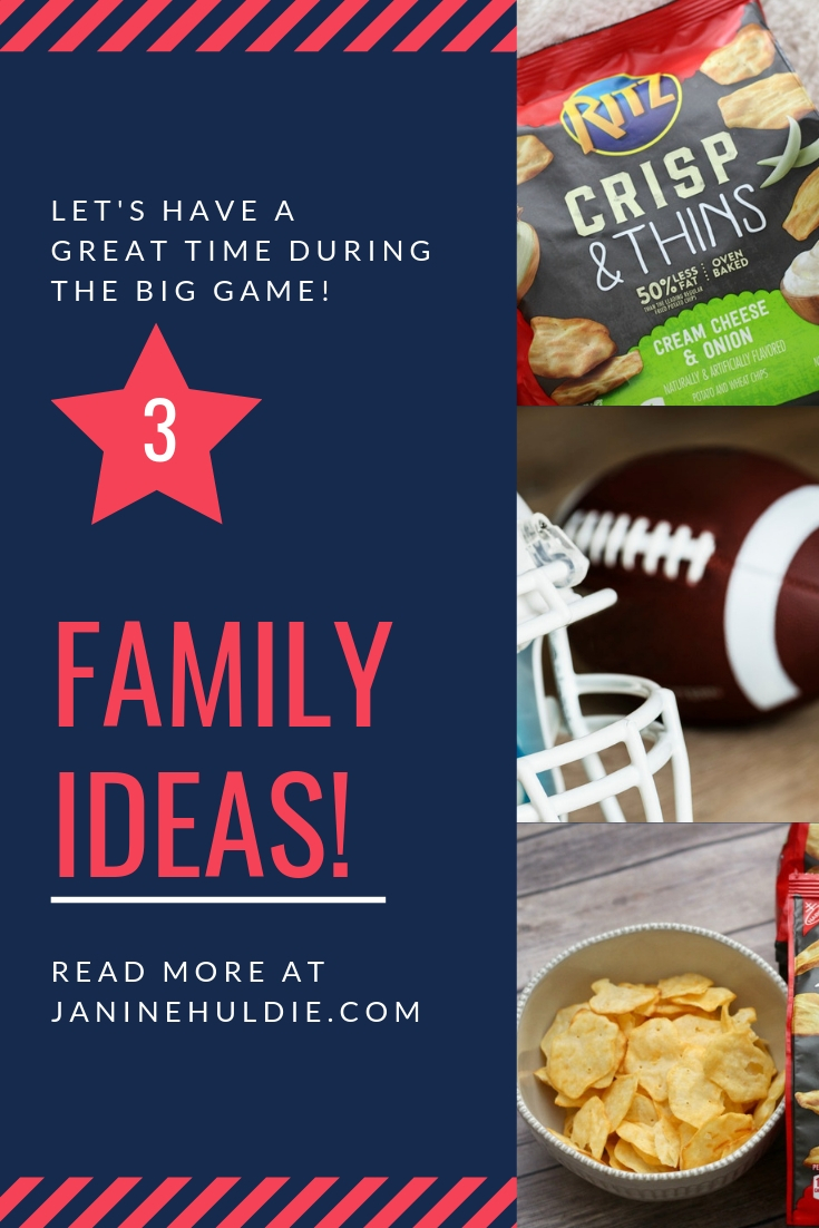 3 Simple Ways to Make the Big Game Family Friendly
