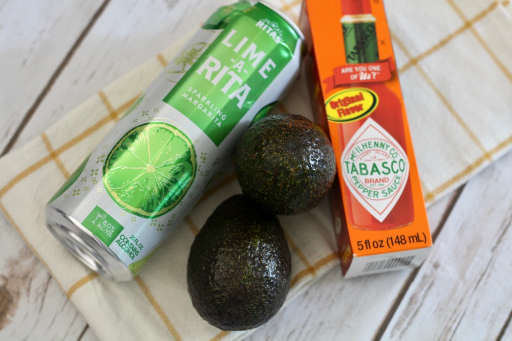 Avocados from Mexico with RITAS and TABASCO