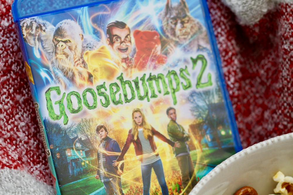 Goosebumps 2 Movie Closeup
