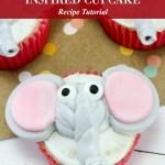 Disney's Inspired Dumbo Cupcakes Recipe Tutorial