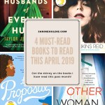 What to Read From This April 2019