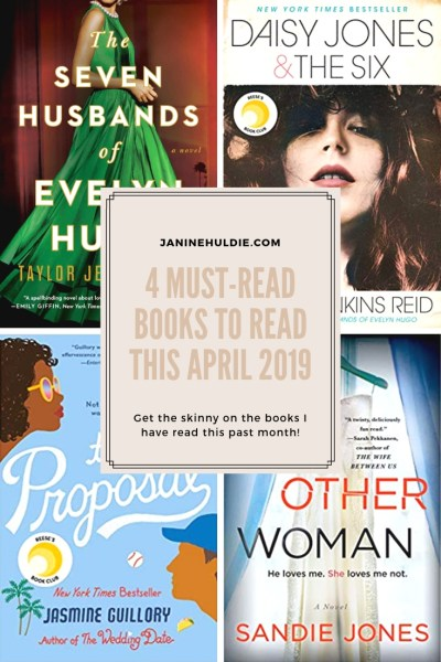 4 Must Read Books to Read This April 2019