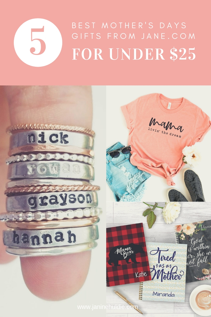 5 Best Mother's Days Gifts From Jane.com for Under $25