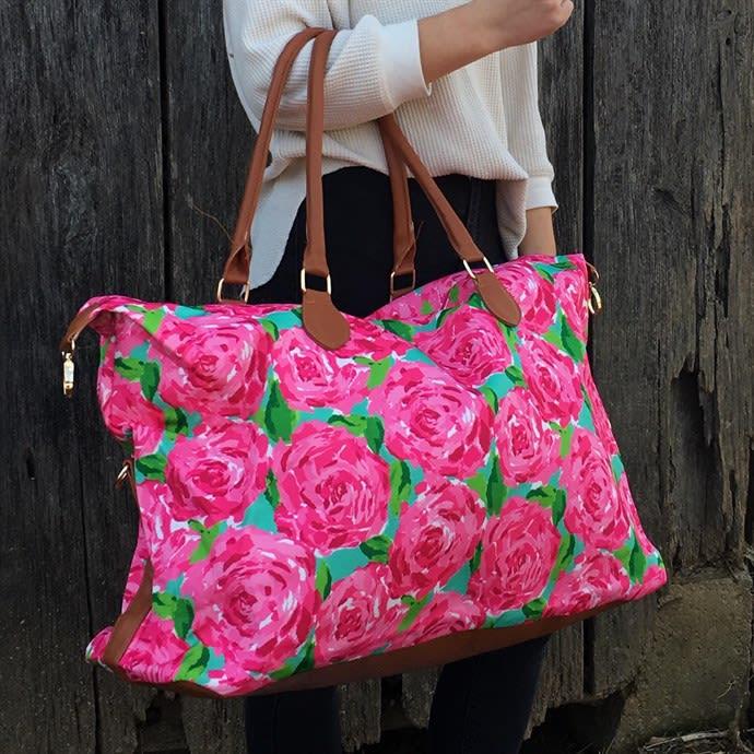Poppy Weekender Bag