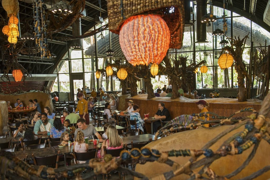 Satu'li Canteen Restaurant at Disney's Animal Kingdom