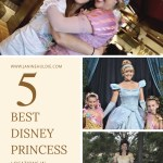 Best Disney Princess Locations in Walt Disney World