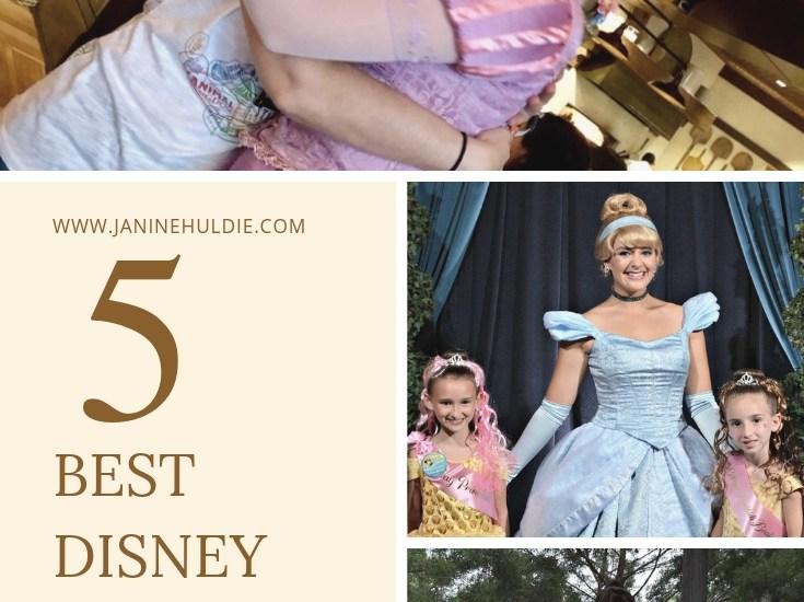 5 Best Disney Princess Locations in Walt Disney World