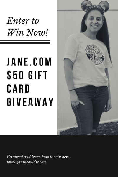 Jane.com $50 Gift Card Giveaway