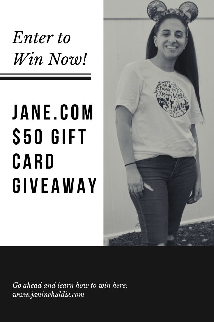 $50 Gift Card from Jane, This Mom's Confessions