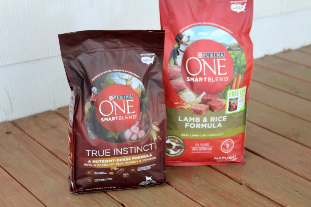 Purina One Full Packages at Home