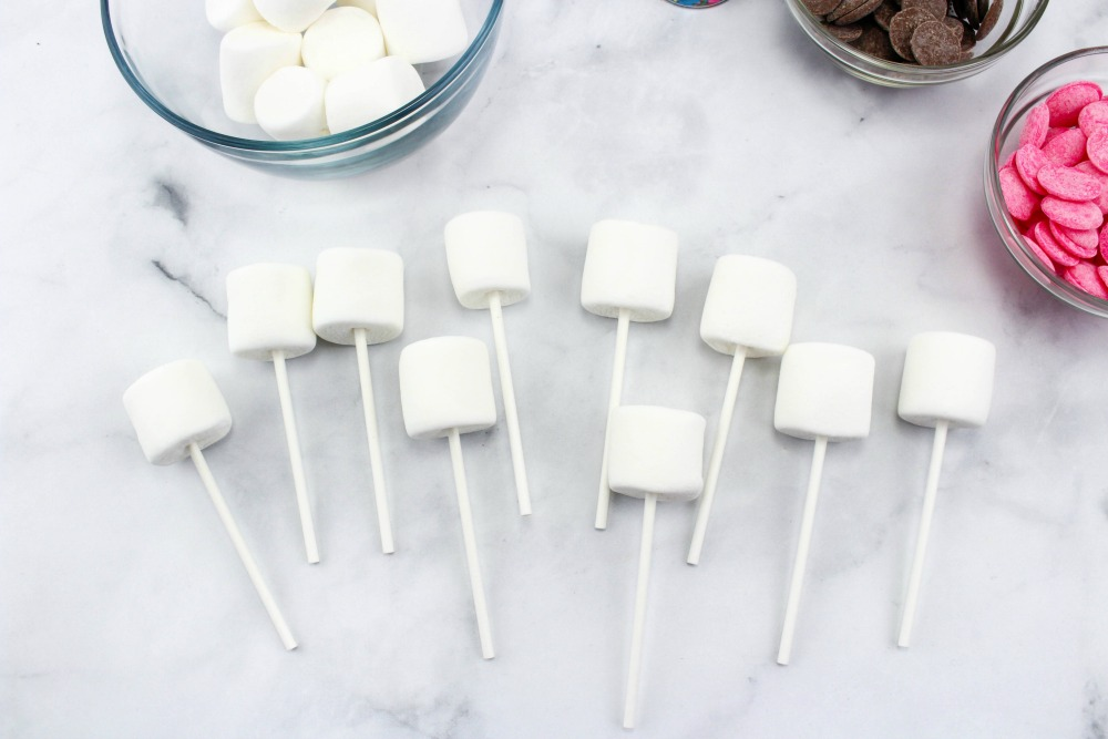 Sundae Marshmallow Pops In Process 1