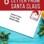 Write a Letter from Santa: The Ultimate Early Christmas Gift