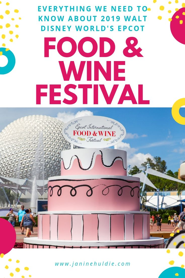 2019 Epcot food and wine festival, This Mom's Confessions