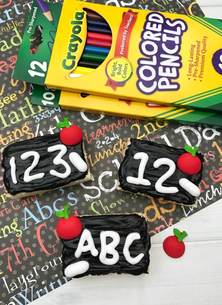 Chalkboard Rice Krispie Treats Final 1