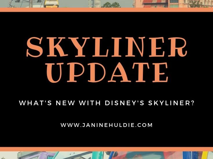 SKYLINER UPDATE Whats New with Disney Skyliner