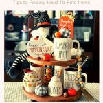 5 Rae Dunn Holiday Hunting Tips to Score Hard-To-Find Items