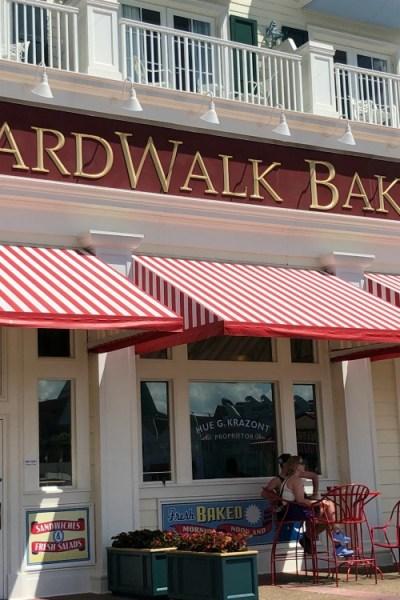 Disney Boardwalk Bakery