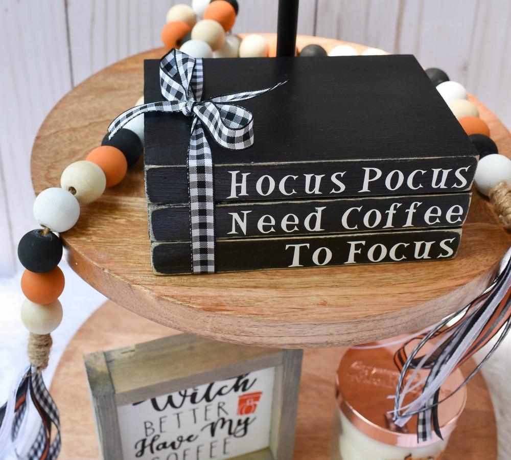 Hocus Pocus Need Coffee to Focus Books 2