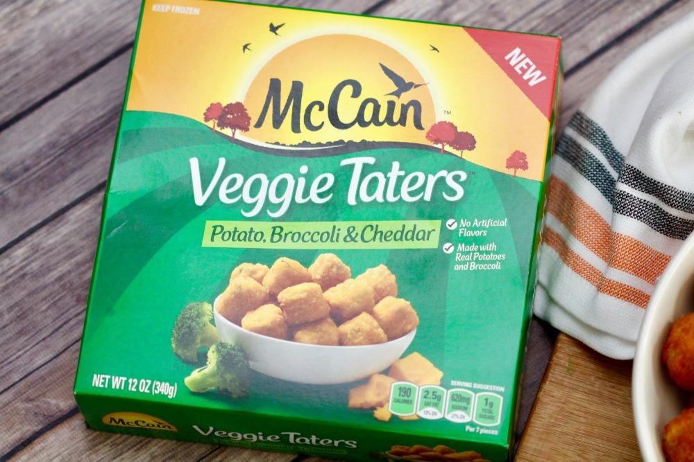 McCain Veggie Taters Box