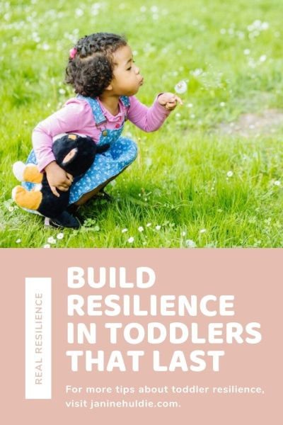 Real resilience In Toddlers