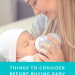 Things You Should Consider Before Buying Baby Formula