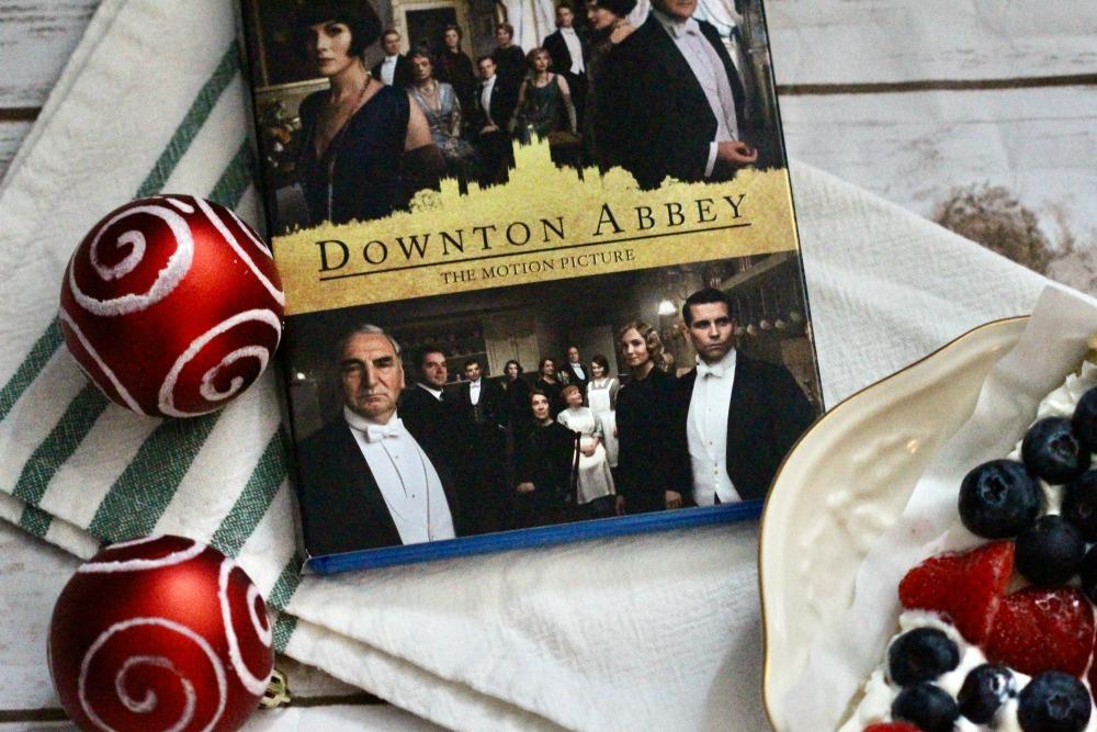 Downton Abbey DVD Closeup