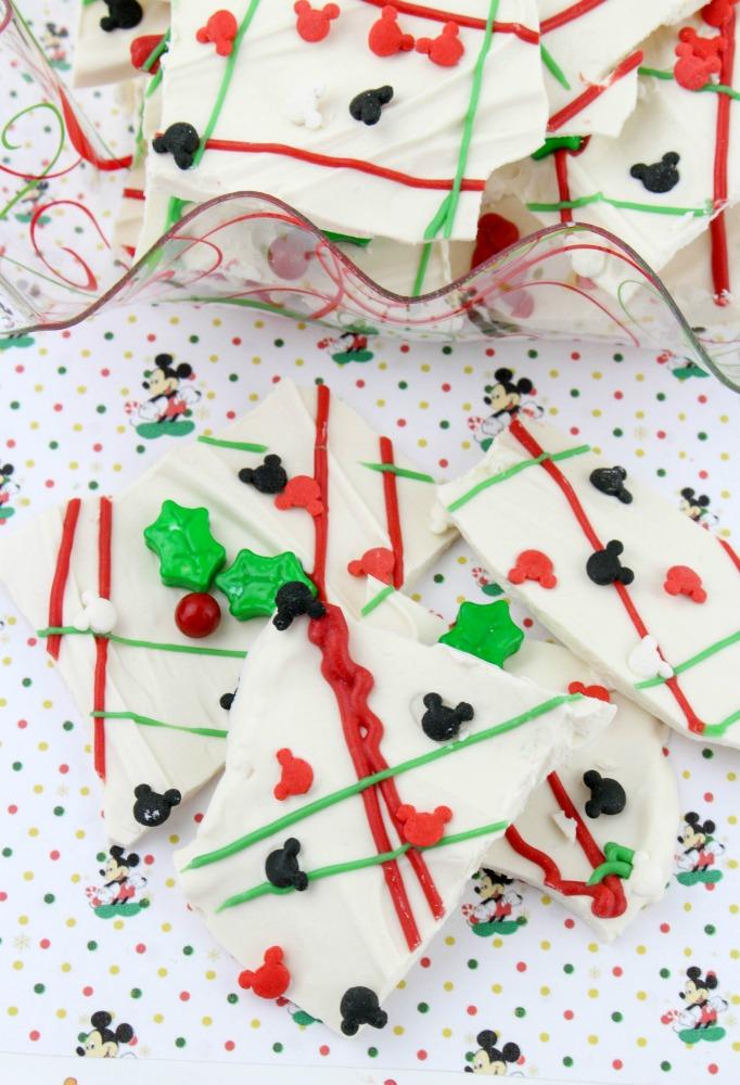 Mickey Mouse Christmas Bark Final 3