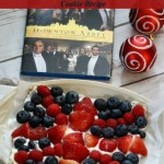 4 Picture Perfect Tips for Hosting the Best Girl's Movie Night with Union Jack Cake Recipe