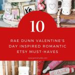 The 10 Rae Dunn Valentine's Day Inspired Romantic Etsy Must-Haves Roundup