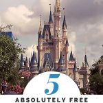 5 Absolutely FREE Things to Do at Walt Disney World with Kids