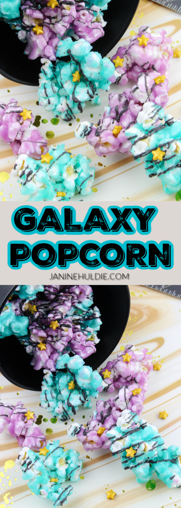 Galaxy Popcorn, This Mom's Confessions