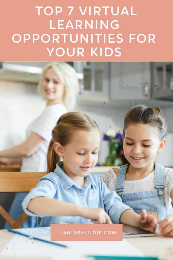 Virtual Learning, This Mom's Confessions