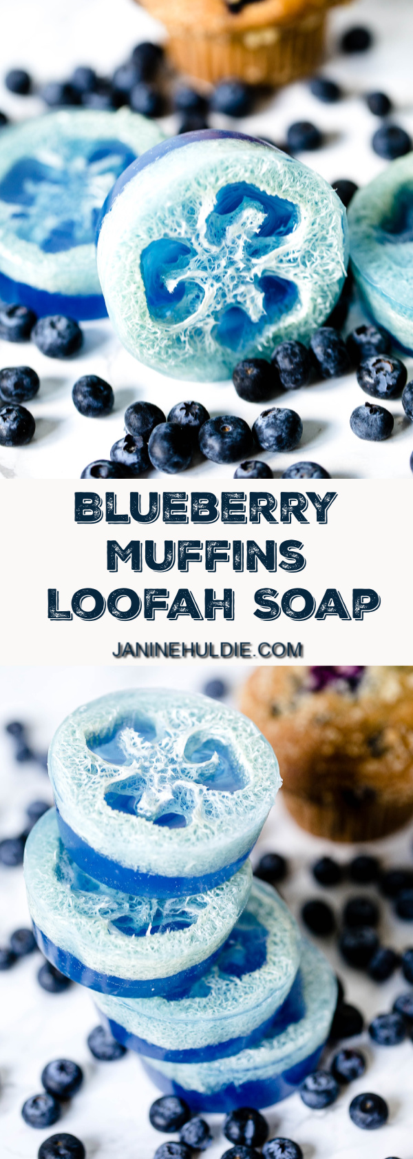 Blueberry Muffins Loofah, This Mom's Confessions