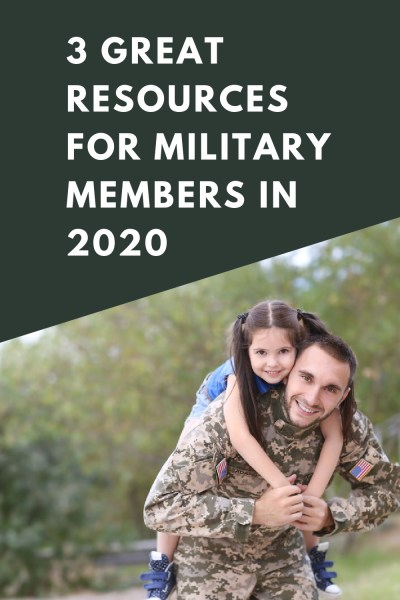 3 Great Resources for Military Members