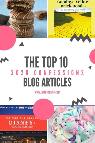 The Top 10 2020 Confessions Blog Articles