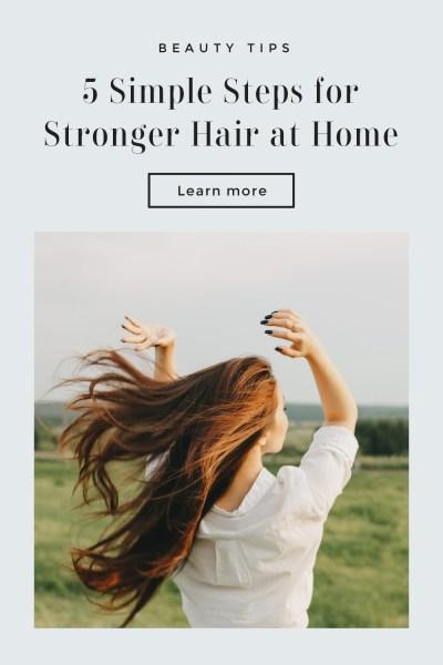 Healthy Hair at Home