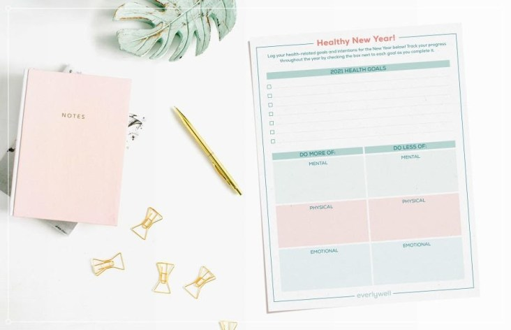 Download New Year's Goal Tracker