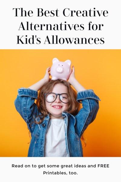 Creative Allowance Alternatives for Kids