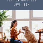 5 Ways to Show Your Pet How Much You Love Them