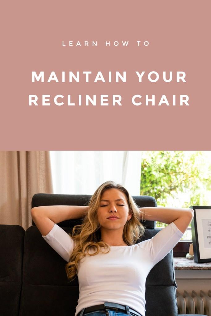 Recliner Chair Tips